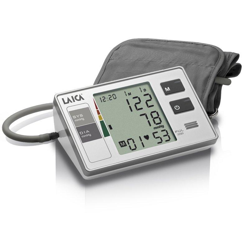 Máy đo huyết áp bắp tay tự động LAICA BM2001 (Ý) - 1154068 , 9027000735283 , 62_4549201 , 1200000 , May-do-huyet-ap-bap-tay-tu-dong-LAICA-BM2001-Y-62_4549201 , tiki.vn , Máy đo huyết áp bắp tay tự động LAICA BM2001 (Ý)