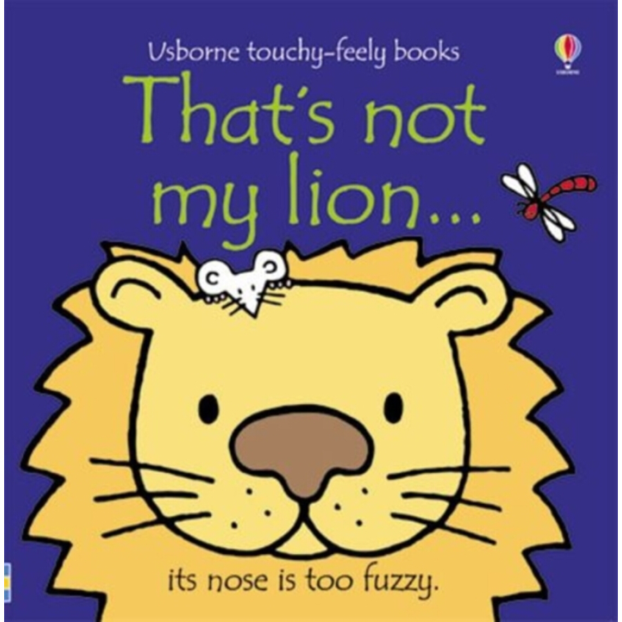 Thats not My Lion (Board) Usborne