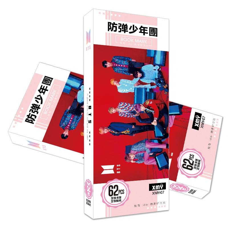 Bộ ảnh Bookmark BTS mới 2019 - 2350094 , 9531487152698 , 62_15323271 , 82000 , Bo-anh-Bookmark-BTS-moi-2019-62_15323271 , tiki.vn , Bộ ảnh Bookmark BTS mới 2019