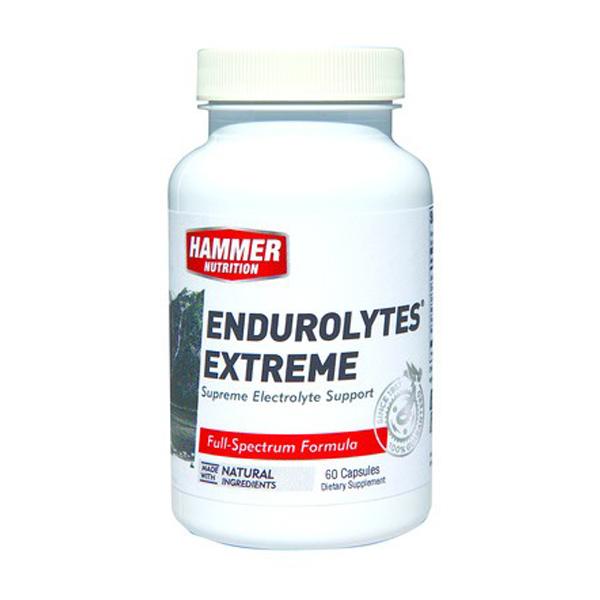 Viên uống điện giải- Hammer Nutrition Endurolytes  Extreme hộp 60 viên