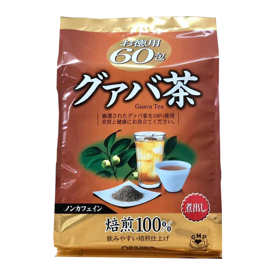 Trà ổi giảm cân Orihiro Nhật Bản (60 gói) tặng gói trà sữa Matcha Macca (Asobu) - 9541523 , 3836701832933 , 62_12242245 , 380000 , Tra-oi-giam-can-Orihiro-Nhat-Ban-60-goi-tang-goi-tra-sua-Matcha-Macca-Asobu-62_12242245 , tiki.vn , Trà ổi giảm cân Orihiro Nhật Bản (60 gói) tặng gói trà sữa Matcha Macca (Asobu)