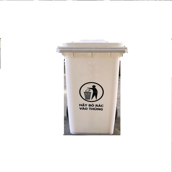Thùng rác nhựa 120L màu trắng - 793884 , 1609118398772 , 62_13138564 , 1000000 , Thung-rac-nhua-120L-mau-trang-62_13138564 , tiki.vn , Thùng rác nhựa 120L màu trắng