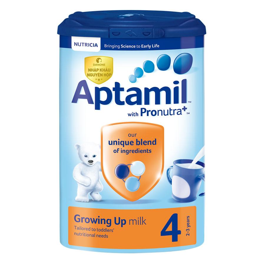 Sữa Bột Aptamil Số 4 (800g) - 5283585 , 5297143634277 , 62_1314655 , 485000 , Sua-Bot-Aptamil-So-4-800g-62_1314655 , tiki.vn , Sữa Bột Aptamil Số 4 (800g)