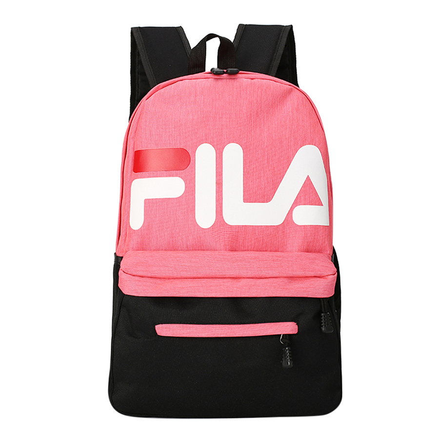 FILA Students Backpack Large Capacity School Outdoors Travel Sports Men and Women Bag