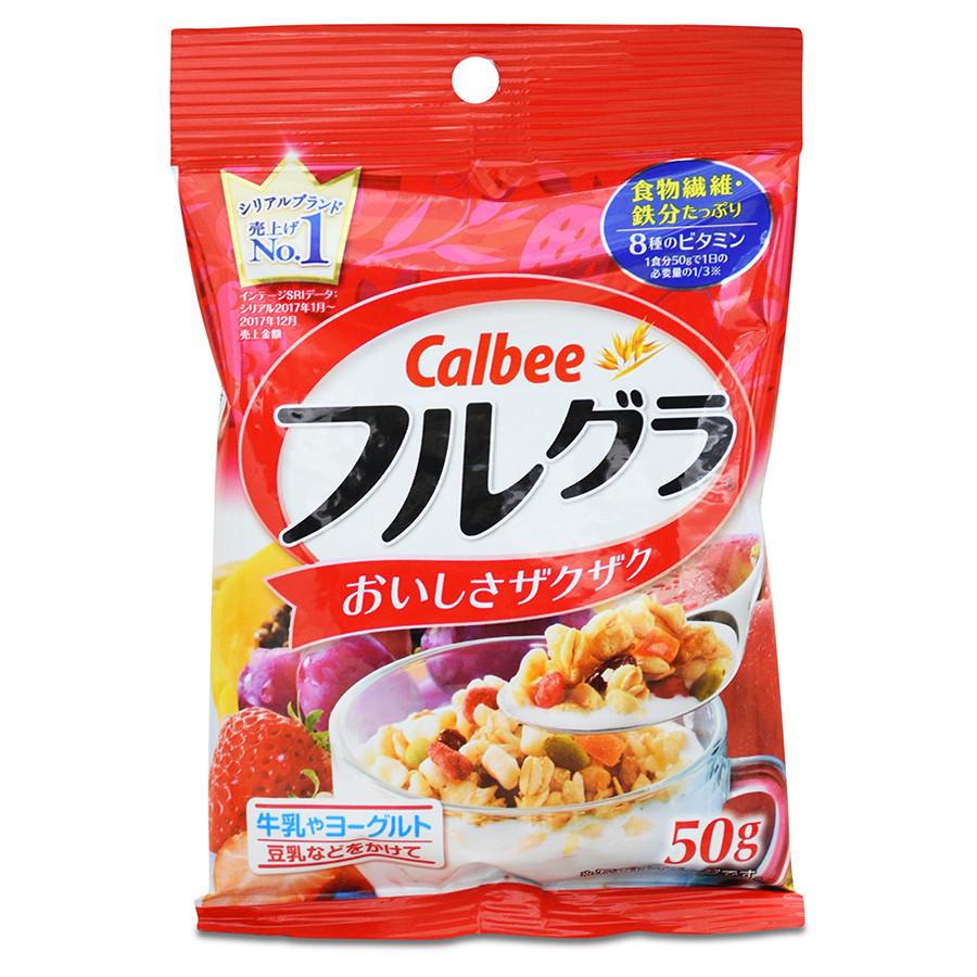 Ngũ Cốc Calbee Frugra Nhật Bản (50g)