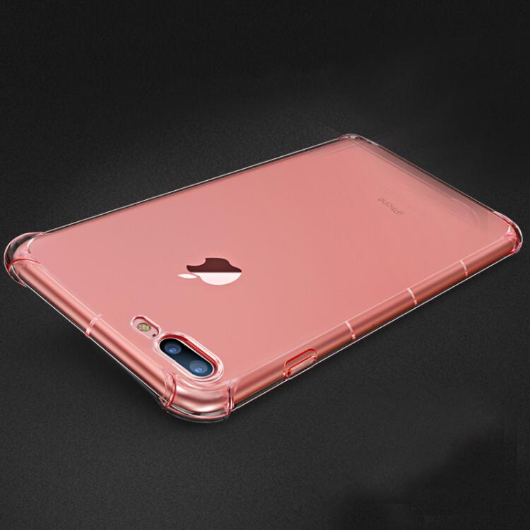 Ốp Lưng Trong Suốt Cho Iphone 7 Plus/8 Plus Yueke