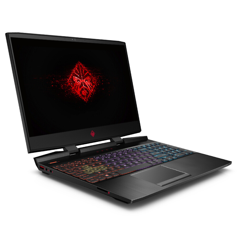 HP Shadow Wizard 4th generation 15.6-inch gaming laptop (i7-8750H 16G 256G+1TB GTX1070MAX-Q 8G 144Hz G-Sync IPS)