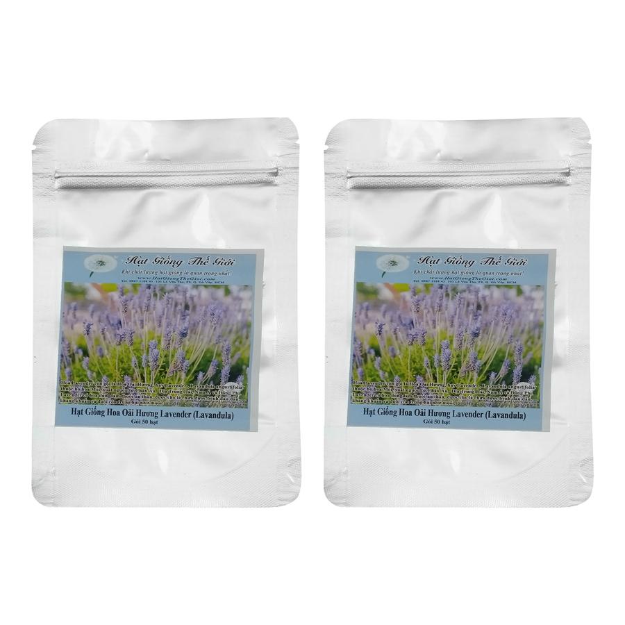Bộ 2 Túi 50H Hạt Giống Hoa Oải Hương Lavender - 4823508 , 9937954903228 , 62_15331873 , 42000 , Bo-2-Tui-50H-Hat-Giong-Hoa-Oai-Huong-Lavender-62_15331873 , tiki.vn , Bộ 2 Túi 50H Hạt Giống Hoa Oải Hương Lavender