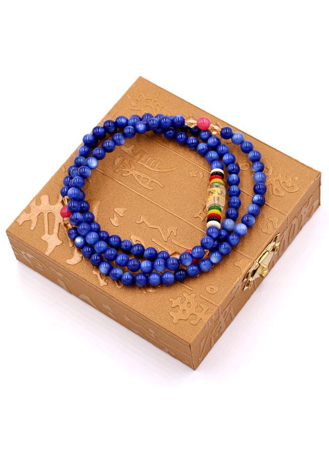 Chuỗi đeo tay 108 hạt đá ngọc tủy xanh VMTNTXL1 - Vòng đeo tay chuỗi hạt đá phong thủy - Tràng chuỗi niệm Phật - 2324749 , 3423857809089 , 62_14990659 , 290000 , Chuoi-deo-tay-108-hat-da-ngoc-tuy-xanh-VMTNTXL1-Vong-deo-tay-chuoi-hat-da-phong-thuy-Trang-chuoi-niem-Phat-62_14990659 , tiki.vn , Chuỗi đeo tay 108 hạt đá ngọc tủy xanh VMTNTXL1 - Vòng đeo tay chuỗi h
