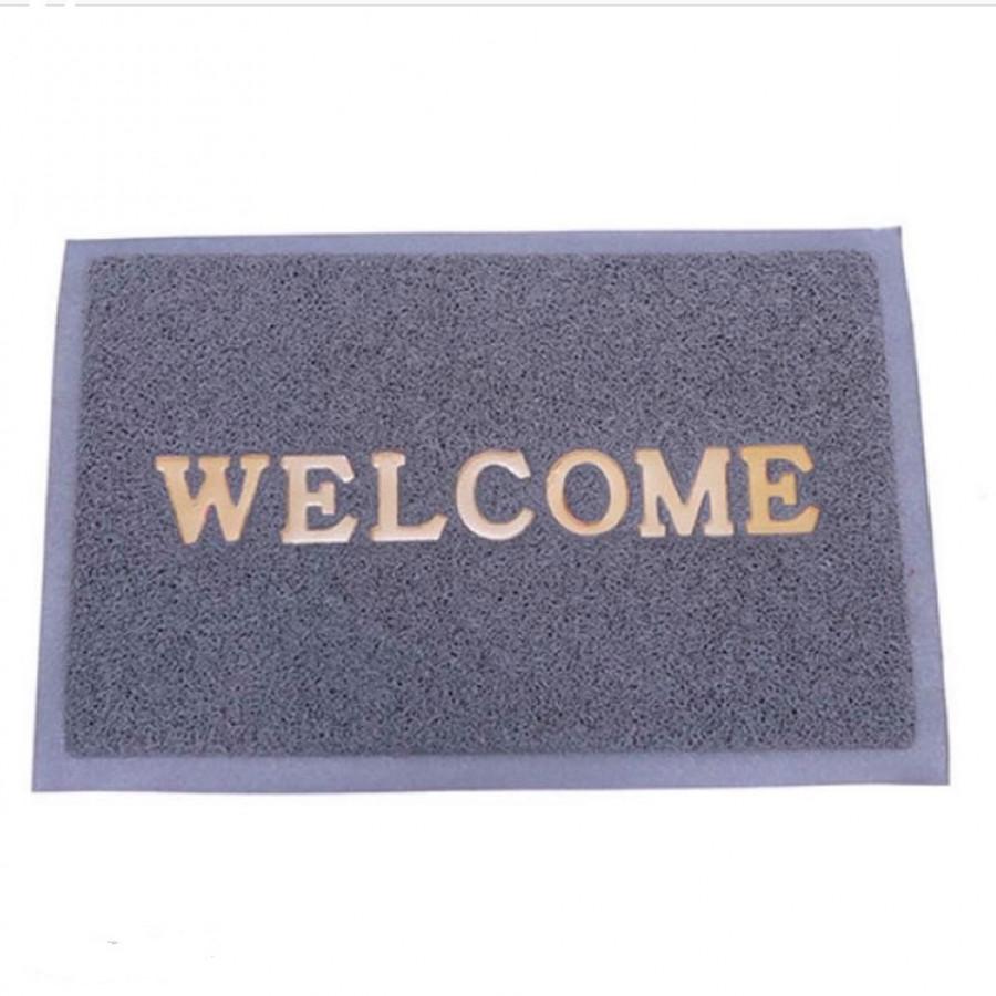 Thảm Chùi Chân Welcome 60x90cm - 9846710 , 4306821621254 , 62_17886804 , 170000 , Tham-Chui-Chan-Welcome-60x90cm-62_17886804 , tiki.vn , Thảm Chùi Chân Welcome 60x90cm
