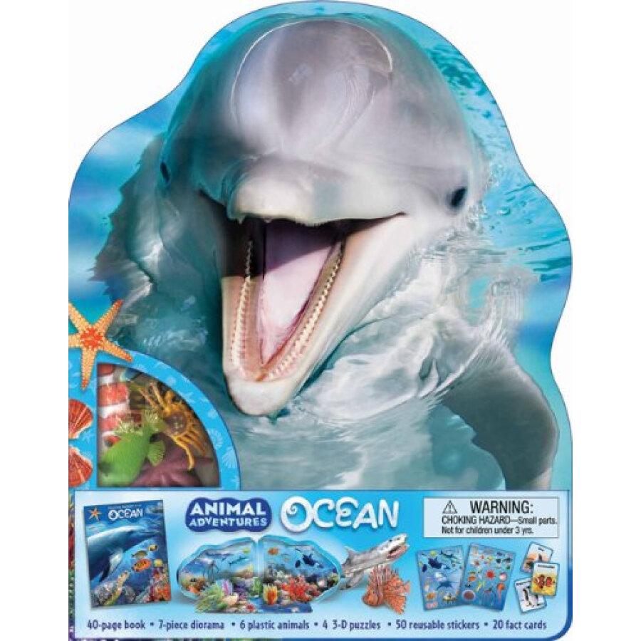 Animal Adventures: Ocean - 1229447 , 1849889124907 , 62_5247949 , 421000 , Animal-Adventures-Ocean-62_5247949 , tiki.vn , Animal Adventures: Ocean