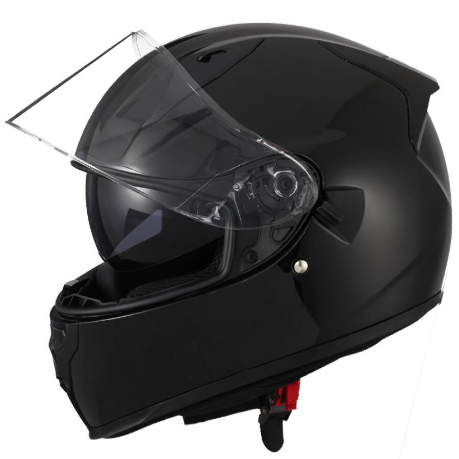 Mũ Bảo Hiểm Tanked Racing T129 XL (Đen)