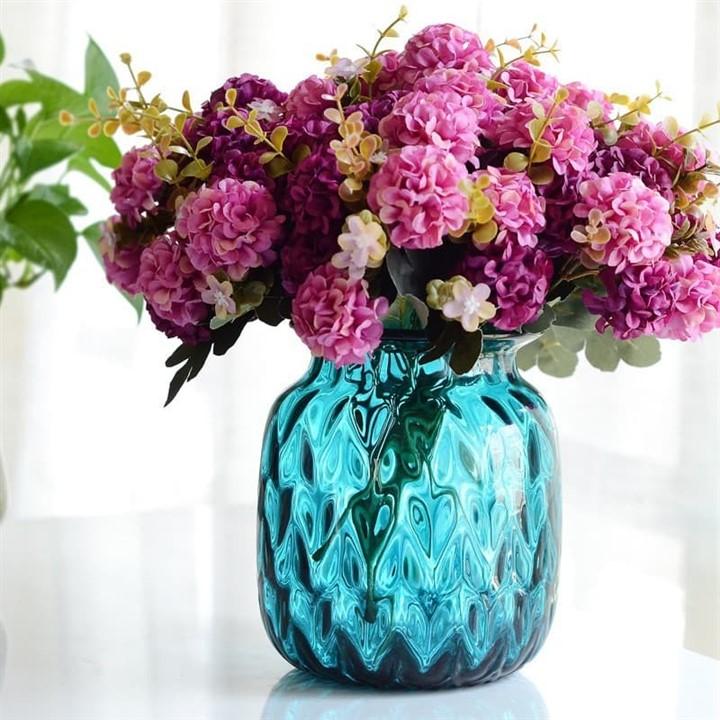 Cành 10 bông hoa tú cầu giả trang trí nội thất HL1510 - 2336269 , 3491635211065 , 62_15180568 , 75000 , Canh-10-bong-hoa-tu-cau-gia-trang-tri-noi-that-HL1510-62_15180568 , tiki.vn , Cành 10 bông hoa tú cầu giả trang trí nội thất HL1510