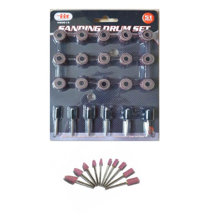 Bộ 51 mũi giáp tròn đánh nhám đánh nhẵn tặng kèm 10 đá mài mini sử dụng cho máy khoan mài khắc mini đa năng - 1860996 , 8465102241522 , 62_14100316 , 219000 , Bo-51-mui-giap-tron-danh-nham-danh-nhan-tang-kem-10-da-mai-mini-su-dung-cho-may-khoan-mai-khac-mini-da-nang-62_14100316 , tiki.vn , Bộ 51 mũi giáp tròn đánh nhám đánh nhẵn tặng kèm 10 đá mài mini sử dụ