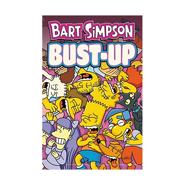Bart Simpson Bust Up