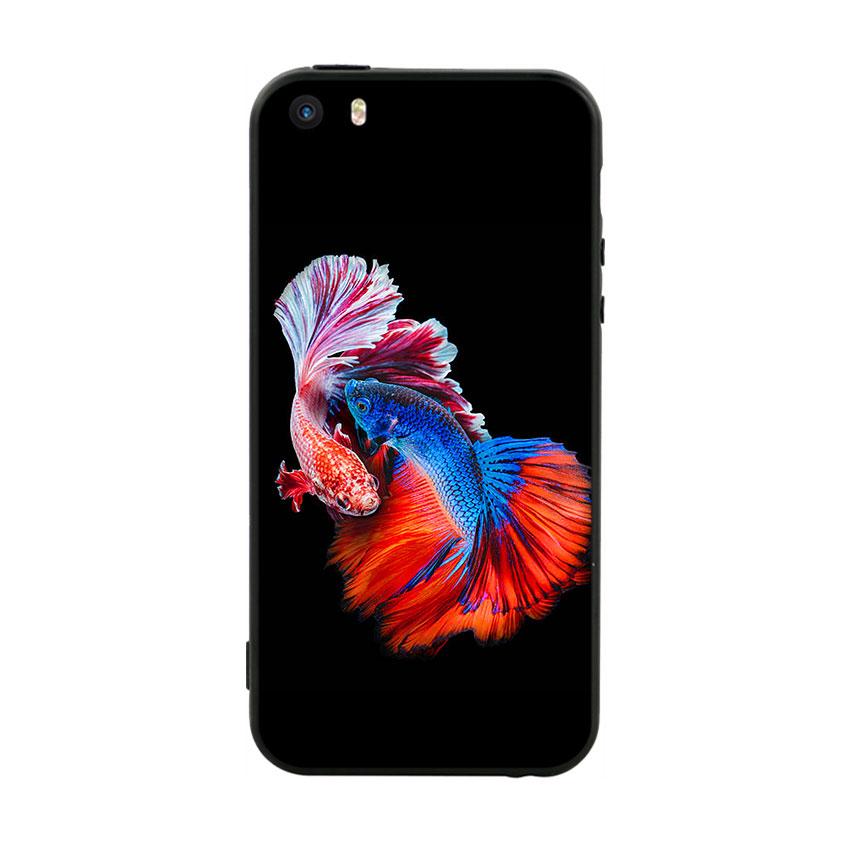 Ốp Lưng Viền TPU Cao Cấp Dành Cho iPhone 5/5s - Fish Couple - 1082750 , 2195182300258 , 62_14793918 , 200000 , Op-Lung-Vien-TPU-Cao-Cap-Danh-Cho-iPhone-5-5s-Fish-Couple-62_14793918 , tiki.vn , Ốp Lưng Viền TPU Cao Cấp Dành Cho iPhone 5/5s - Fish Couple