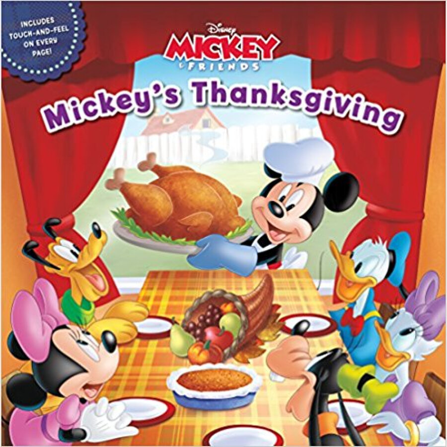 Mickey  Friends Mickeys Thanksgiving - 1233283 , 1911366474239 , 62_5259209 , 219000 , Mickey-Friends-Mickeys-Thanksgiving-62_5259209 , tiki.vn , Mickey  Friends Mickeys Thanksgiving