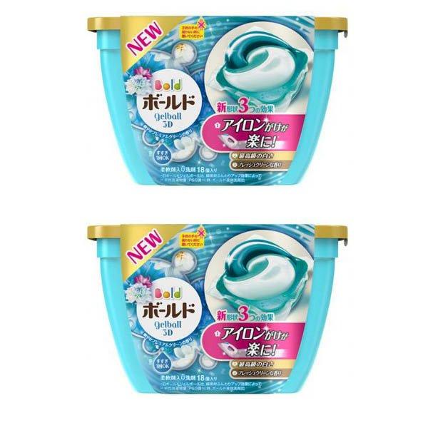 Combo 2 hộp 18 viên giặt xả 3D Gel Ball (2 trong 1) màu xanh nội địa Nhật Bản - 1159767 , 5290911105702 , 62_4613217 , 380000 , Combo-2-hop-18-vien-giat-xa-3D-Gel-Ball-2-trong-1-mau-xanh-noi-dia-Nhat-Ban-62_4613217 , tiki.vn , Combo 2 hộp 18 viên giặt xả 3D Gel Ball (2 trong 1) màu xanh nội địa Nhật Bản