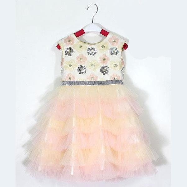Đầm Dự Tiệc Cho Bé HQ707