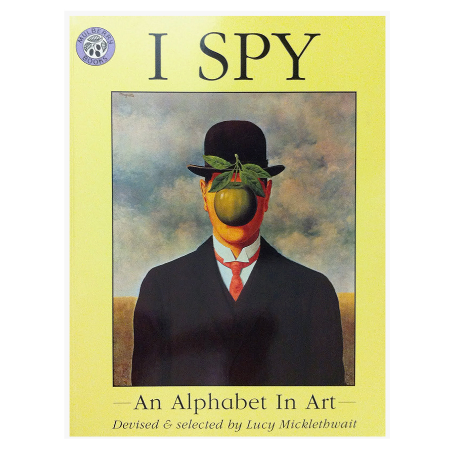 I Spy: An Alphabet in Art