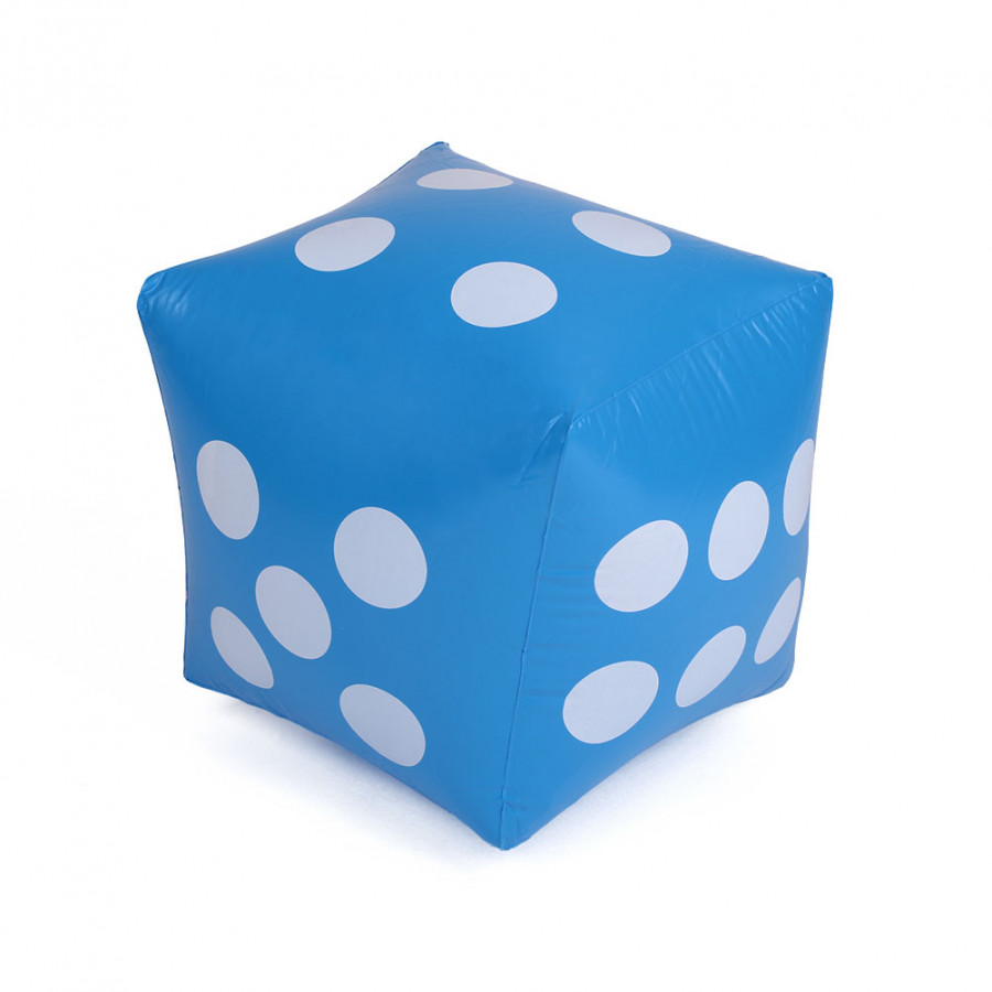 Inflatable 30X30cm Giant PVC Air Cube Number Dice For Toy Party Bar Game S - 839983 , 4593970120268 , 62_12586544 , 294000 , Inflatable-30X30cm-Giant-PVC-Air-Cube-Number-Dice-For-Toy-Party-Bar-Game-S-62_12586544 , tiki.vn , Inflatable 30X30cm Giant PVC Air Cube Number Dice For Toy Party Bar Game S