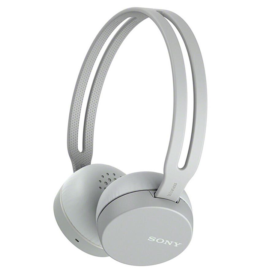 Tai Nghe Choàng Đầu SONY WH-CH400 Không Dây Kết Nối Bluetooth