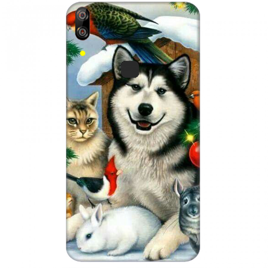 Ốp lưng cho điện thoại Vsmart Joy 1 Plus - hình F151