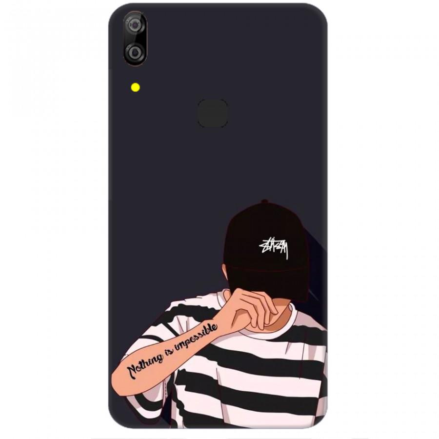 Ốp lưng cho điện thoại Vsmart Joy 1 Plus - hình F112