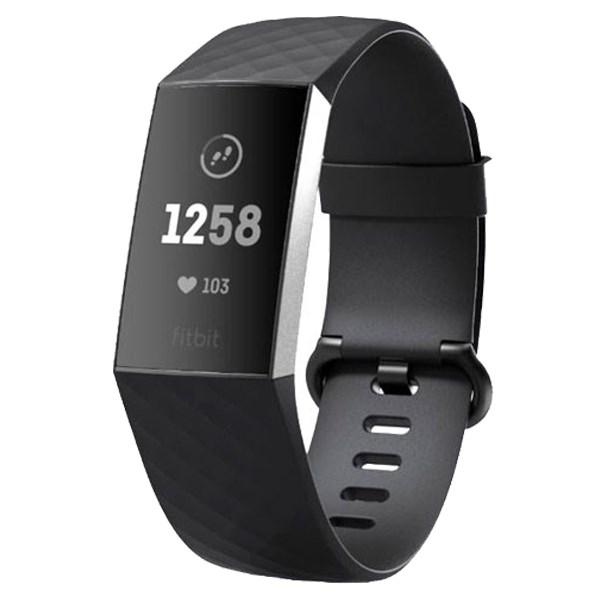 Vòng Tay Thông Minh Fitbit Charge 3 - Hàng Chính Hãng
