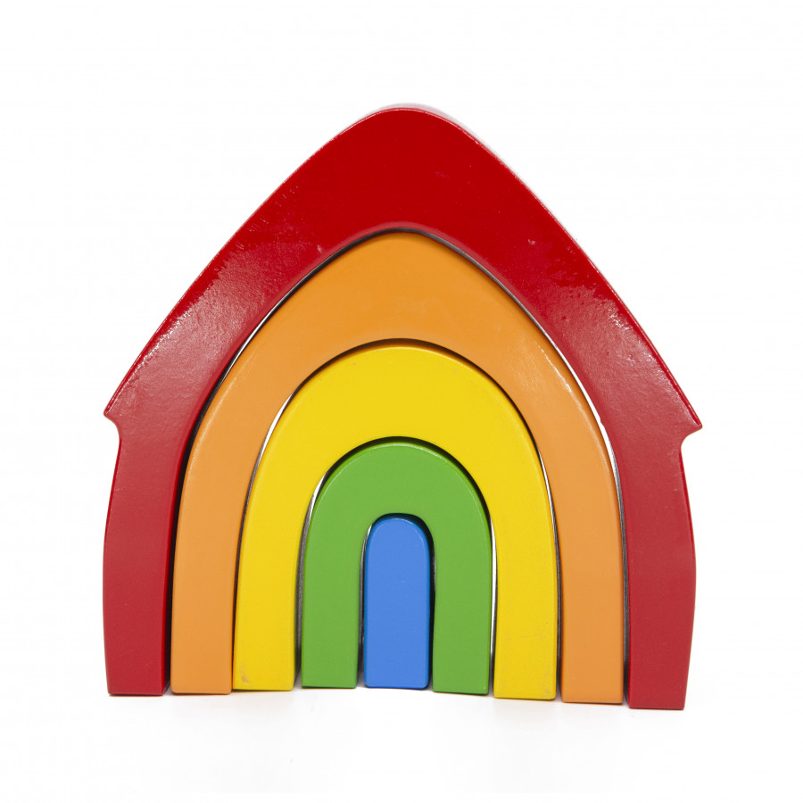 Đồ chơi xếp hình ngôi nhà - Đồ chơi gỗ thông minh - 1710694 , 3228155416799 , 62_11880400 , 278000 , Do-choi-xep-hinh-ngoi-nha-Do-choi-go-thong-minh-62_11880400 , tiki.vn , Đồ chơi xếp hình ngôi nhà - Đồ chơi gỗ thông minh