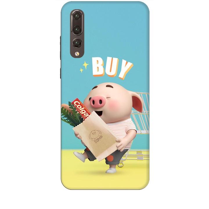 Ốp Lưng Dành Cho Điện Thoại Huawei P20 Pro Heo Con Mua Sắm