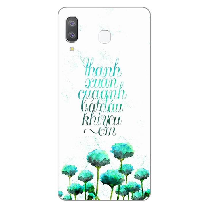 Ốp lưng dành cho điện thoại Samsung Galaxy A7 2018/A750 - A8 STAR - A9 STAR - A50 - Thanh Xuân