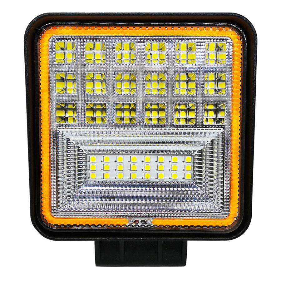 Đèn LED 2 Màu Cho Xe Nâng 126W