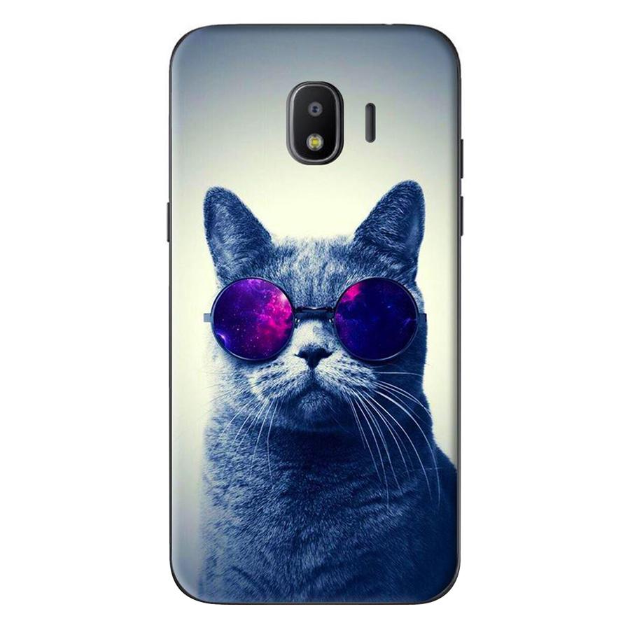 Ốp Lưng Dành Cho Samsung Galaxy J4 2018/ J2 Pro 2018 - Mẫu Mèo Đeo Kính Tím - 1091893 , 6343622440767 , 62_6863243 , 120000 , Op-Lung-Danh-Cho-Samsung-Galaxy-J4-2018-J2-Pro-2018-Mau-Meo-Deo-Kinh-Tim-62_6863243 , tiki.vn , Ốp Lưng Dành Cho Samsung Galaxy J4 2018/ J2 Pro 2018 - Mẫu Mèo Đeo Kính Tím