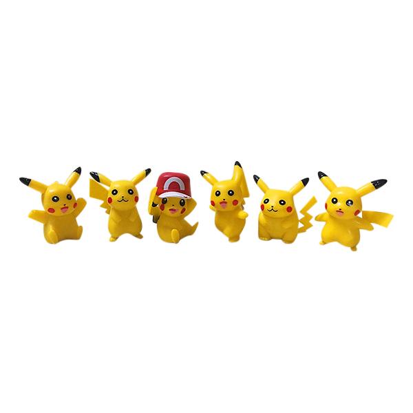 Đồ Chơi Pokemon 6cm