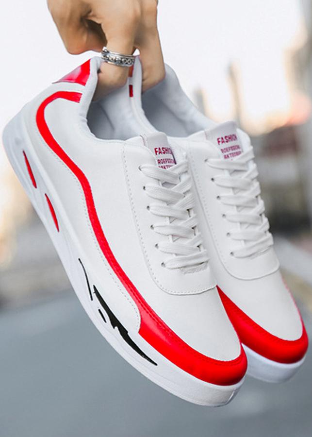 Giày sneaker thời trang nam ,chất liệu cao cấp 96613 - 2101496 , 3049621675973 , 62_13173369 , 408000 , Giay-sneaker-thoi-trang-nam-chat-lieu-cao-cap-96613-62_13173369 , tiki.vn , Giày sneaker thời trang nam ,chất liệu cao cấp 96613