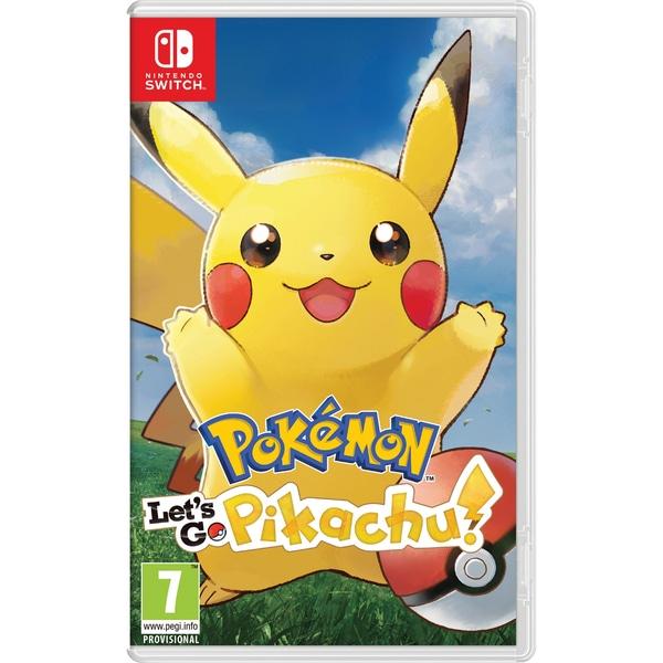 Đĩa game Pokemon: Let