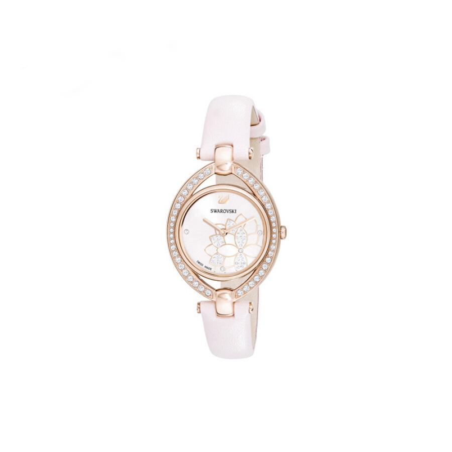 SWAROVSKI Swarovski Stella watch charming and charming leather strap girlfriend gift 5452507