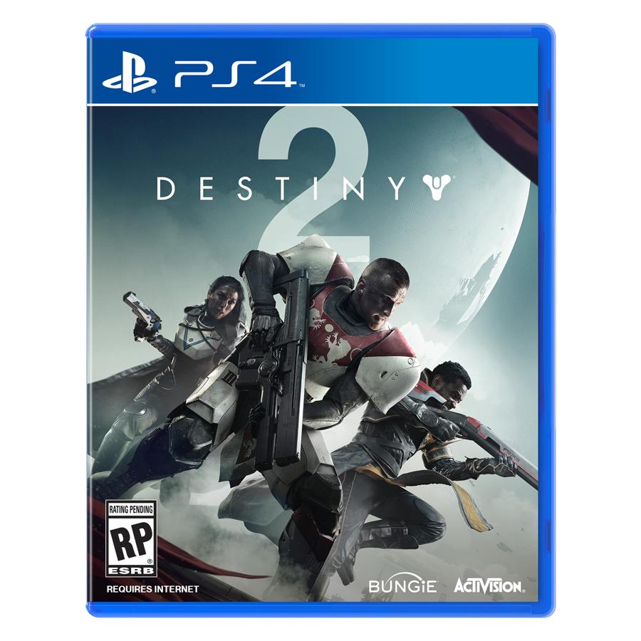 Đĩa Game PlayStation PS4 Sony Destiny 2 Hệ US - Hàng Chính Hãng