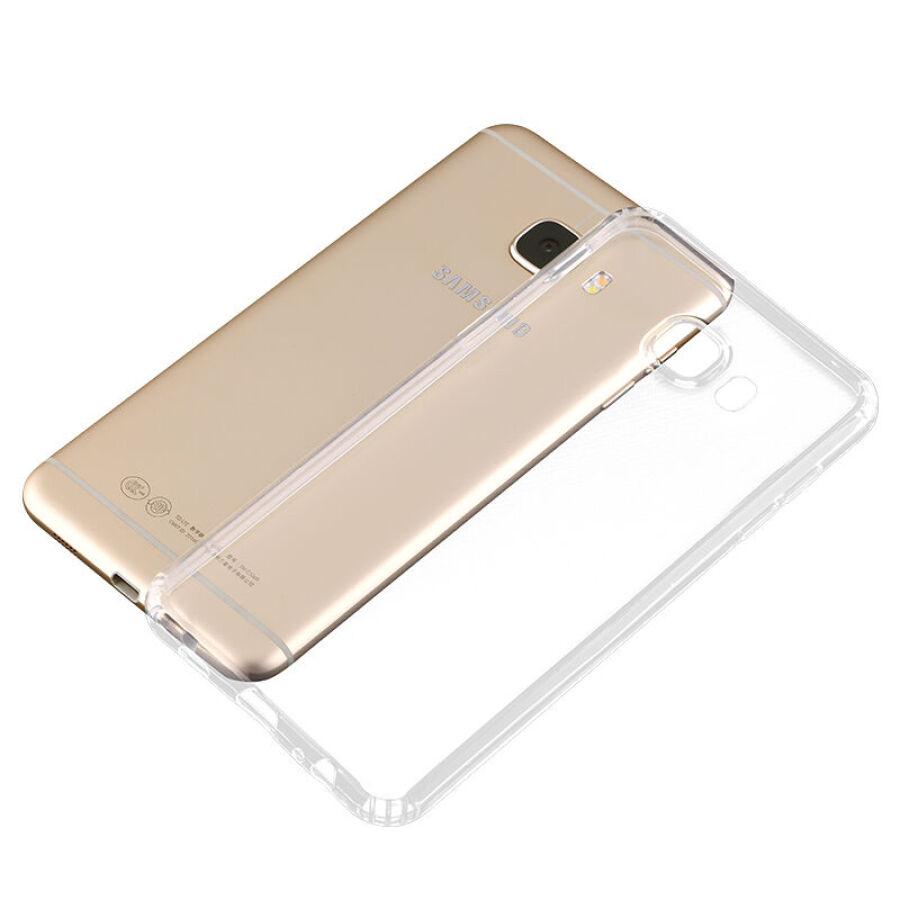 Ốp Điện Thoại Mềm Cho Điện Thoại Samsung C7 BIAZE Series JK19 - Trắng trong suốt