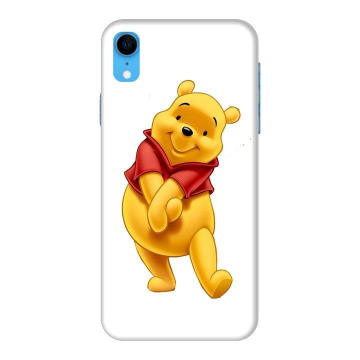 Ốp lưng dành cho điện thoại iPhone XR - X/XS - XS MAX - Gấu Pooh 6