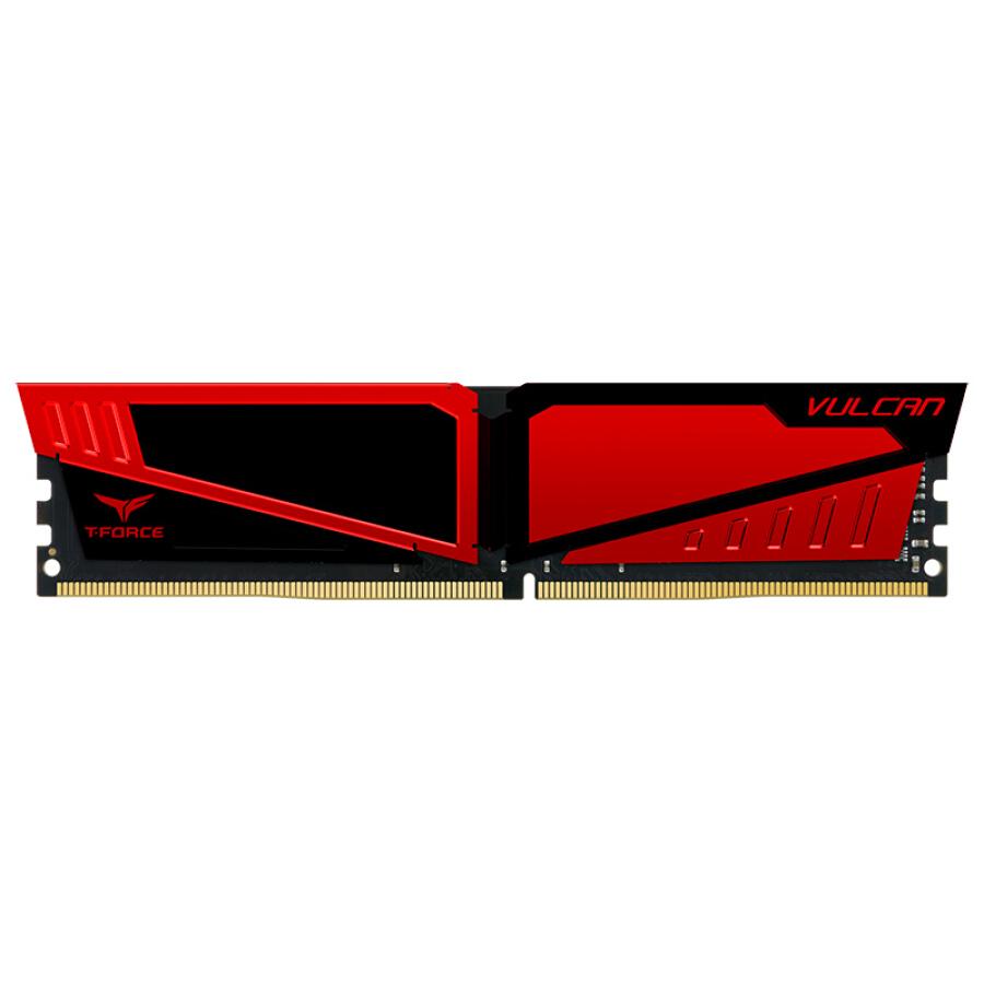 RAM Máy Tính Team Vulcan Series DDR4 2400 (8G)