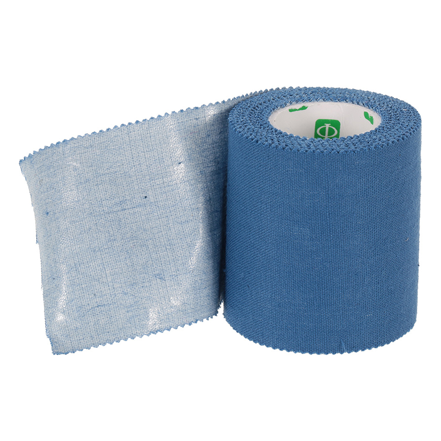 5CM * 5M Sports Muscle Sticker Tape Kinesiology Tape Roll Cotton Elastic Adhesive Muscle Bandage Joints Protector - Blue