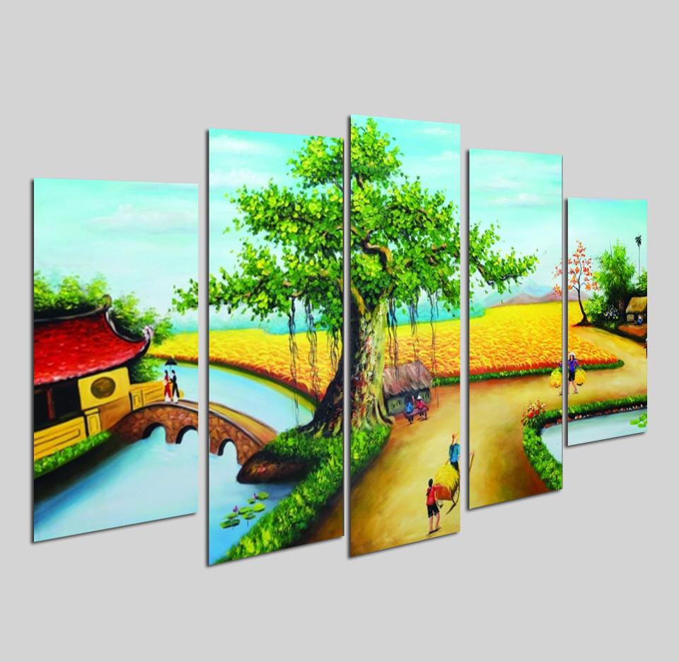 Tranh Treo Tường Hoa 3D H3D910869