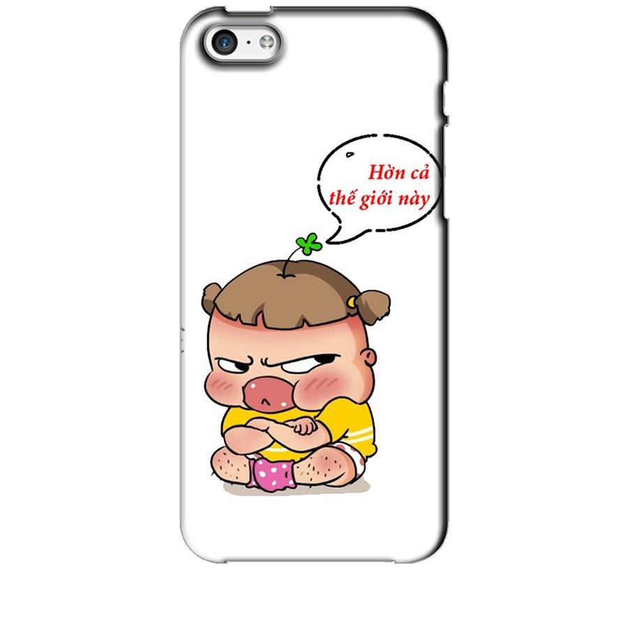 Ốp Lưng Dành Cho iPhone 5C Quỳnh Aka 2