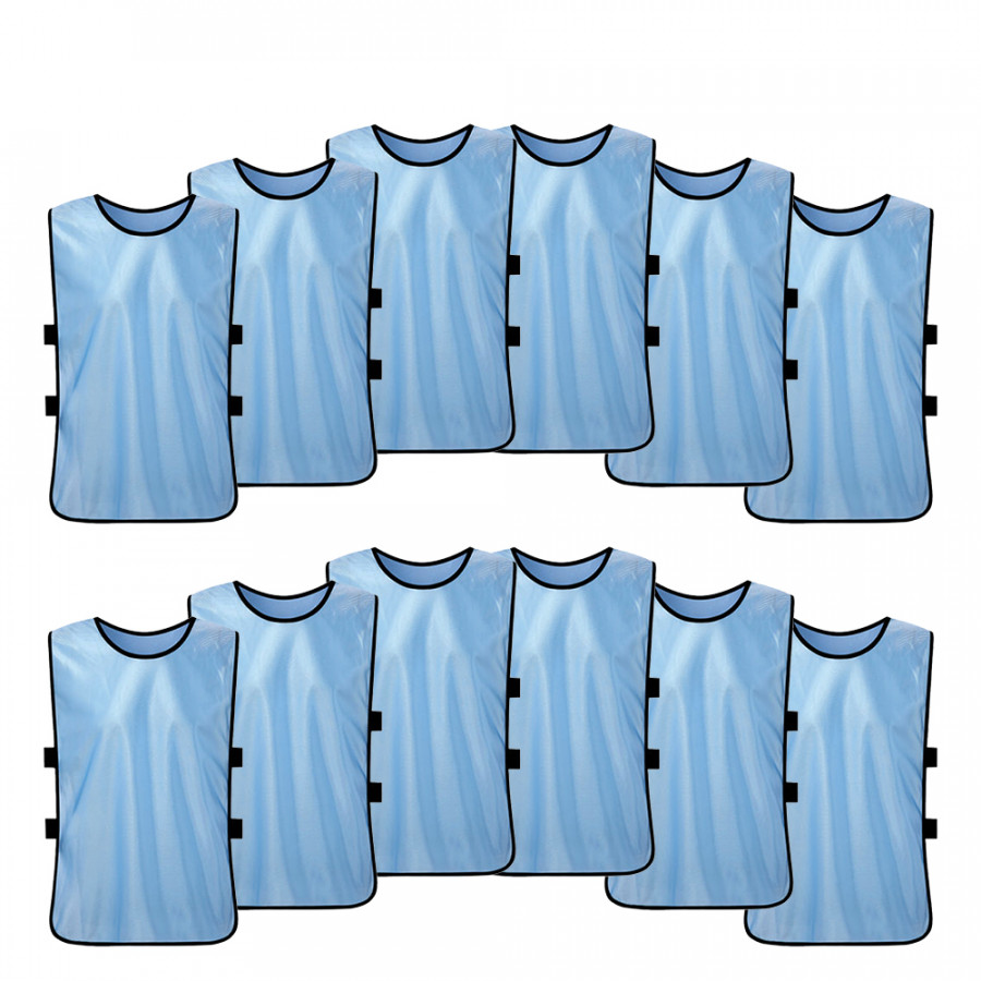 12 PCS Adults Soccer Pinnies Quick Drying Football Jerseys Vest Scrimmage Practice Sports Vest Breathable Team Training - 8274864 , 1099333346502 , 62_16767210 , 551000 , 12-PCS-Adults-Soccer-Pinnies-Quick-Drying-Football-Jerseys-Vest-Scrimmage-Practice-Sports-Vest-Breathable-Team-Training-62_16767210 , tiki.vn , 12 PCS Adults Soccer Pinnies Quick Drying Football Jersey