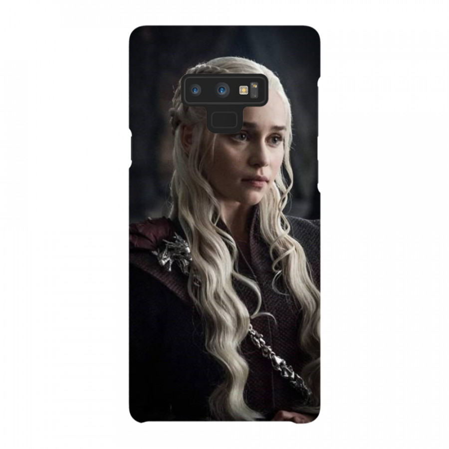 Ốp Lưng Cho Điện Thoại Samsung Galaxy Note 9 Game Of Thrones - Mẫu 348