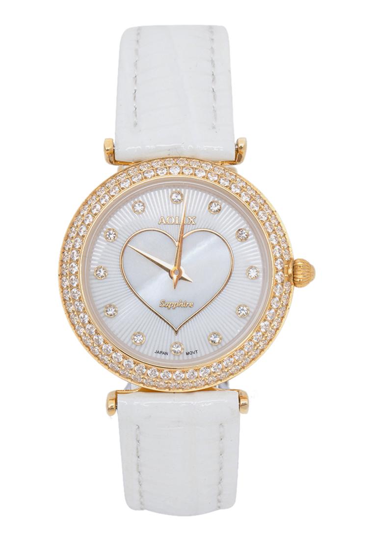 Đồng hồ Aolix AL-1020L nữ dây da