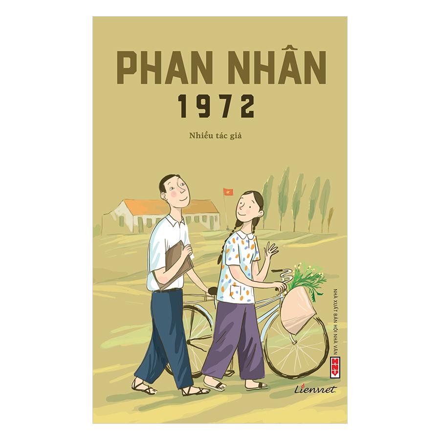 Phan Nhân 1972 - 18602373 , 8905130042291 , 62_21879251 , 145000 , Phan-Nhan-1972-62_21879251 , tiki.vn , Phan Nhân 1972