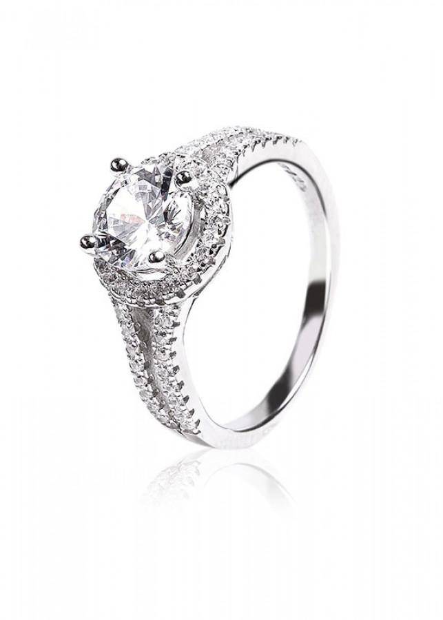 Nhẫn bạc nữ Luana - 1725485 , 6612449197025 , 62_9429294 , 989000 , Nhan-bac-nu-Luana-62_9429294 , tiki.vn , Nhẫn bạc nữ Luana